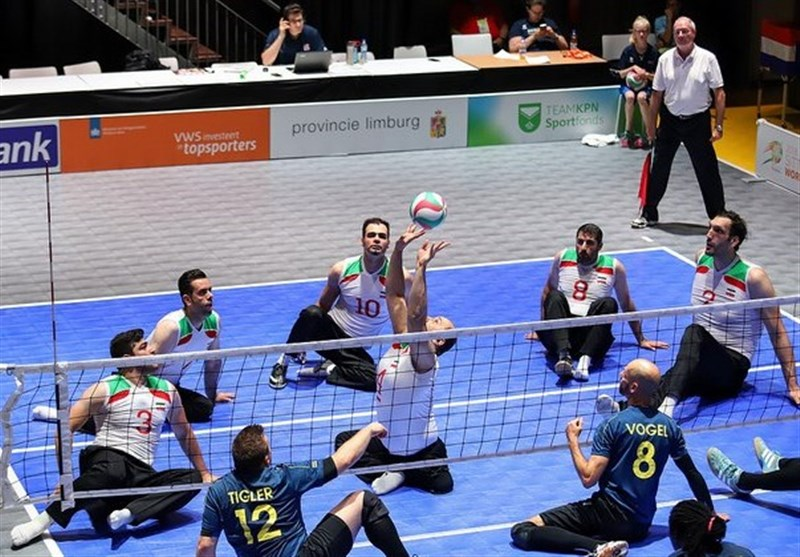 Can Someone Stop Iran Sitting Volleyball?