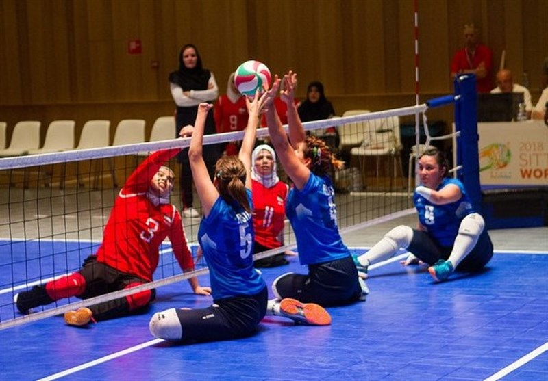 Iran's Women Finishes 9th at World ParaVolley