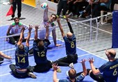 Iran Sitting Volleyball One to Watch at Asian Para Games