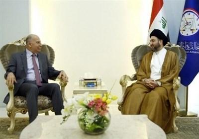 تحولات عراق|دیدار حکیم و معاون رئیس جمهور؛ تاکید العبادی بر خدمت رسانی به همه مناطق