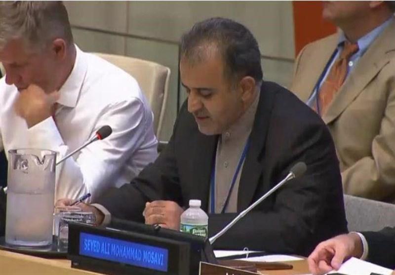 سخنرانی نماینده ایران در اجلاس توسعه پایدار