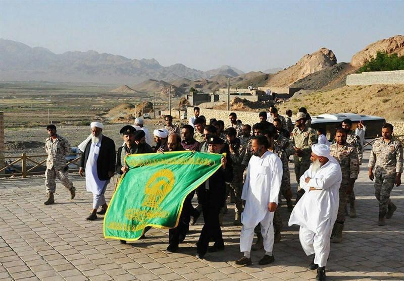 اجابت خواسته کودکان بی سرپرست و اعزام آنها به مشهد الرضا/ آمدم ای شاه پناهم بده