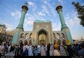 30 شب مناجاتخوانی ماه رمضان در آستان امامزاده صالح(ع)