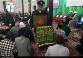بام ایران زیرسایه خورشید; مردم مناطق محروم میزبان خدام رضوی میشوند