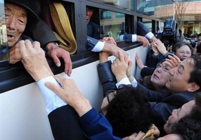 تهدید کره شمالی برای لغو دیدار خانواده های جدا شده