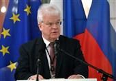 روسیه به گفتوگوهای سیاسی با اتحادیه اروپا ادامه میدهد