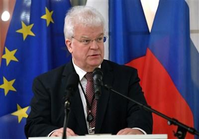 دیپلمات روس: تماس ها بین روسیه و اتحادیه اروپا هرگز متوقف نشده است