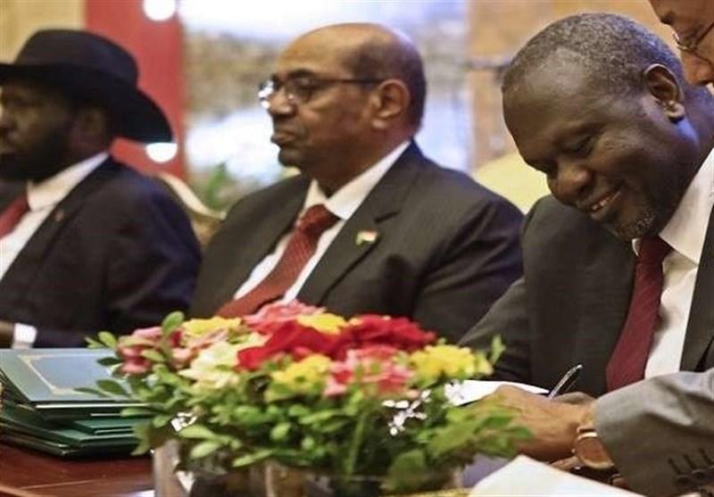إرجاء توقیع تقاسم السلطة فی جنوب السودان