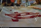 خوزستان| دیدار مردم بندر امام خمینی(ره) با پیکر مطهر 75 شهید دفاع مقدس به روایت تصویر