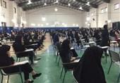امتحانات صبح امروز دانشگاه تاکستان با تاخیر برگزار میشود