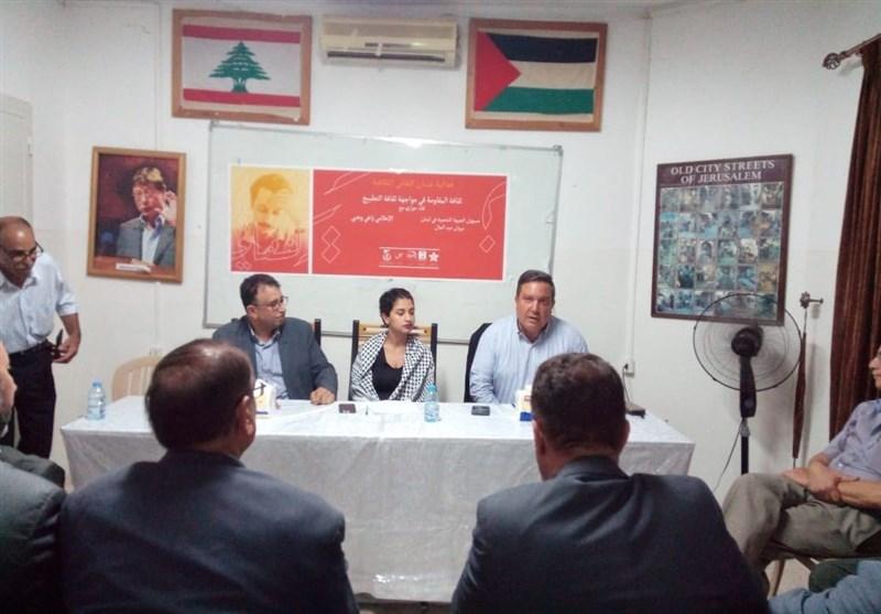 وهبی لــ تسنیم: کنفانی یذکّر بما ینبغی أن یتوحد علیه وحوله العرب وهو فلسطین