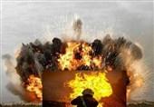 اراک| مخازن حلال شیمیایی و نفت در شهرک صنعتی خمین آتش گرفت؛ مفقود شدن 2 کارگر شهرک