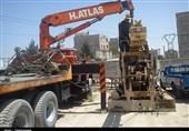 502 چاه غیرمجاز در سال 99 در استان البرز مسدود شد