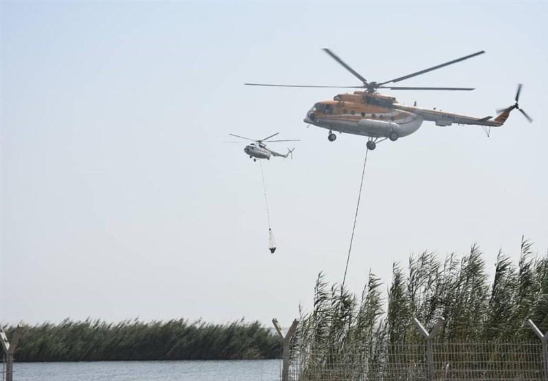 Iran Helping Iraq Contain Wildfire