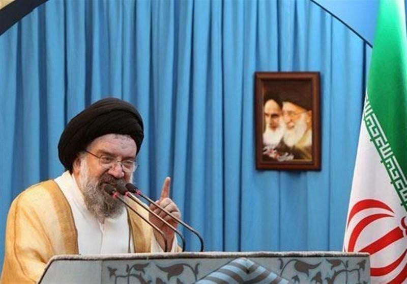 خطیب جمعة طهران: لن نسمح لأحد المساس بالرکائز الاستراتیجیة لإیران