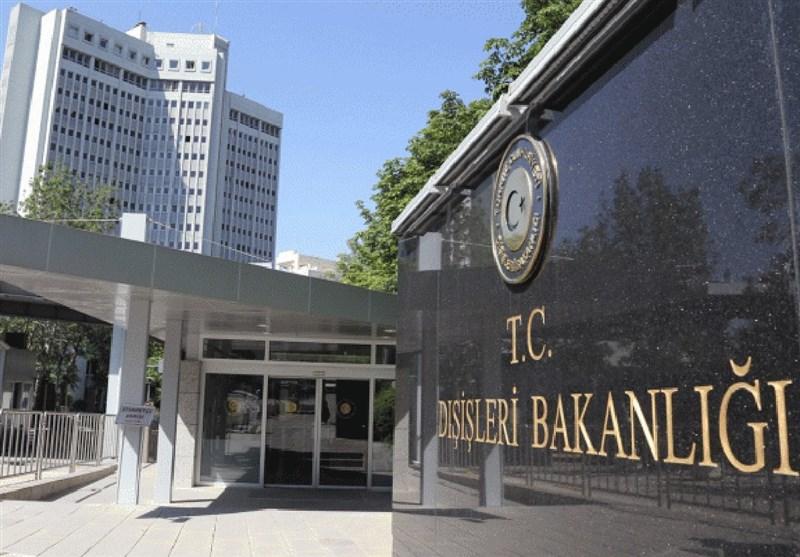 ترکیه تحریم های ضدایرانی آمریکا را بررسی میکند