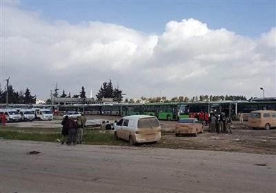 """مصادر أهلیة تروی لـ""""تسنیم"""" تفاصیل رحلة الخروج من کفریا والفوعة"""
