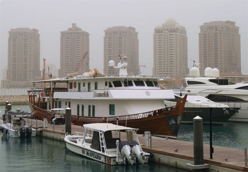 قطر بالأرقام: لن نتأثر بالحصار الاقتصادی