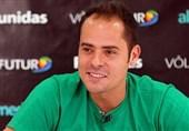 کاپیتان پیشین تیم ملی والیبال برزیل بازنشسته شد