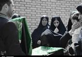 پلدختر زیر سایه خورشید هشتم؛ دلها روانه حرم امام رضا (ع) شد+ تصاویر