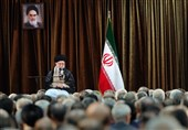 وزیر و مسئولان وزارت خارجه با امامخامنهای دیدار کردند