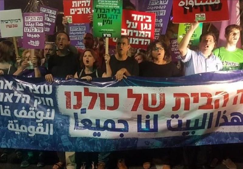 مصاحبه| تصویب قانون «دولت یهود» دموکراسی پوشالی اسرائیل را عریان کرد