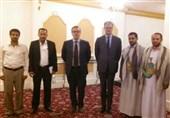 حرکة أنصار الله تلتقی السفیر الفرنسی فی الیمن
