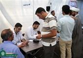 اخبار اربعین 98| 8 پایگاه سلامت توسط خادمیاران رضوی اصفهان در عراق برپا میشود