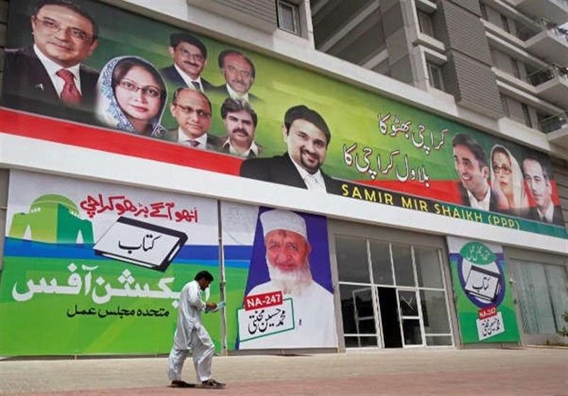 مرشح برلمانی باکستانی ینتحر قبل الانتخابات