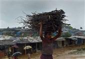 Rohingya refugee at Jamtoli refugee camp in Cox's Bazar, Bangladesh