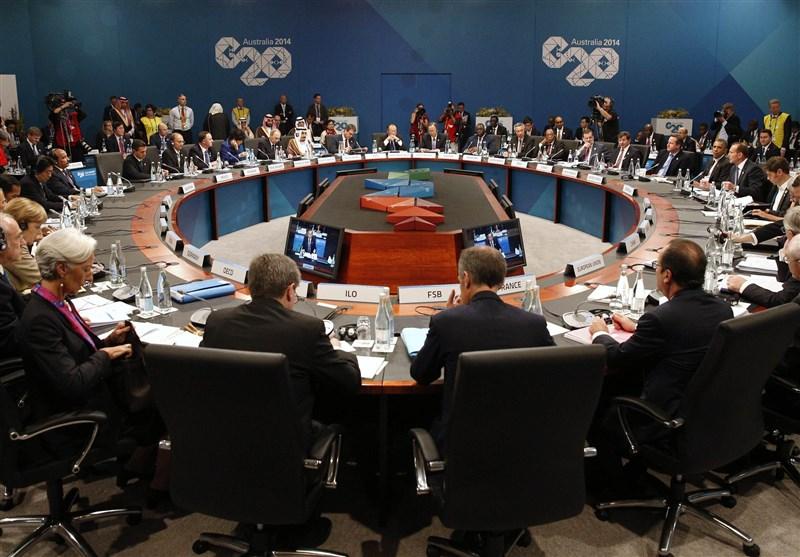 أمیرکا تشعل فتیل حرب تجاریة بین دول مجموعة العشرین