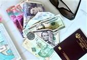 قیمت ارز مسافرتی امروز 98/05/27| ارز مسافری رشد کرد