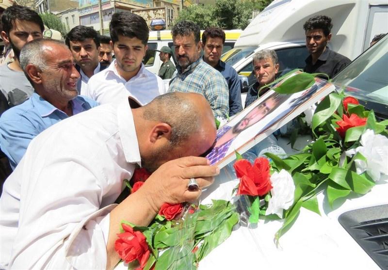 سروده علا در رثای شهدای عملیات تروریستی مریوان: «یاران حسینند که بر خاک فتادند»