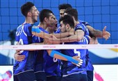 Iran Advances to Asian U-20 Volleyball C'ship Final