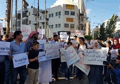 تحولات فلسطین|حرکت مجدد کشتی  های شکستن محاصره؛ راهپیمایی فلسطینیان برای رفع تحریم ها علیه غزه + عکس