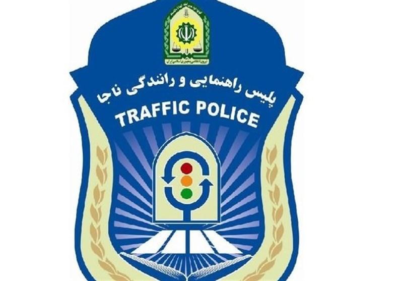 مأمور متخلف پلیس راهور تهران بازداشت شد