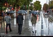 پیش بینی باران برای 11 استان