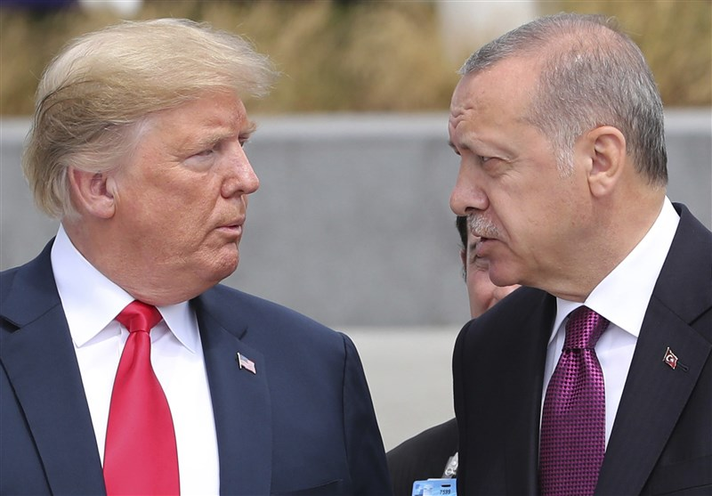 Meeting with Trump Not Currently on Table: Turkish President