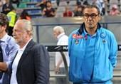 فوتبال جهان| رئیس باشگاه ناپولی: شکست دادن یوونتوس مائوریتزیو ساری لذت بیشتری خواهد داشت