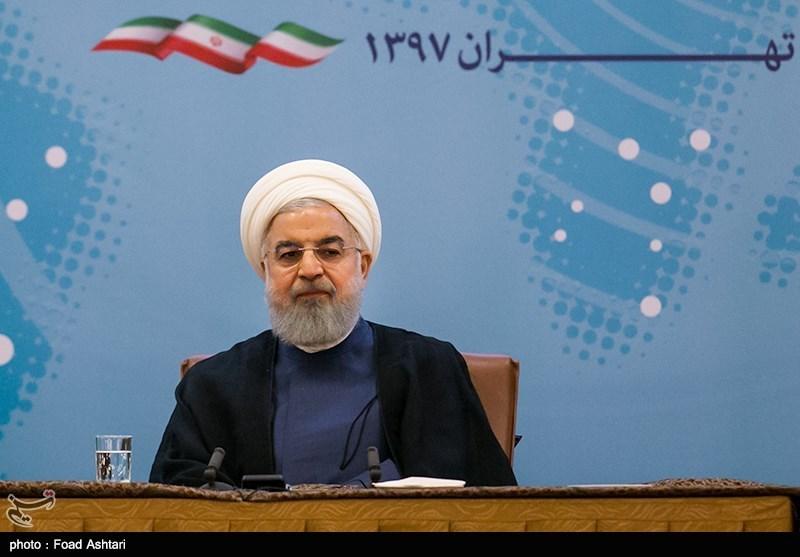 روحانی:نرید إصلاح مسار العلاقات السعودیة والاماراتیة والبحرینیة مع إیران