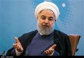 روحانی: امروز در میانه یک جنگ تمام عیار اقتصادی قرار داریم
