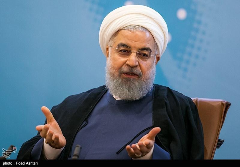 روحانی: فساد با دادگاه بر طرف نمیشود/برخی در قالب نقد نیش میزنند