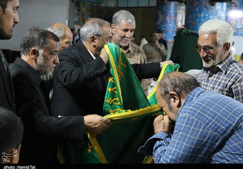 اردبیل|135 هزار نفر در سطح کشور خادمیار آستان قدس رضوی شدند