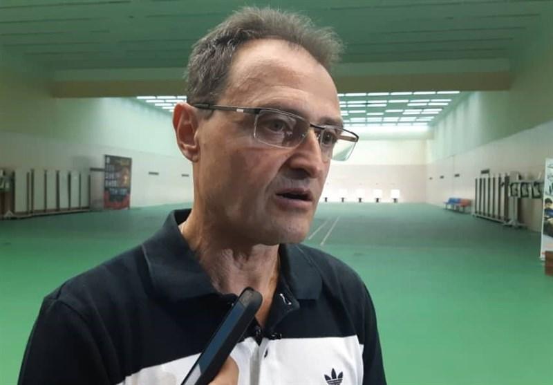 گوران ماکسیموویچ: در تفنگ بادی مشکلی نداریم و سالن و مهمات خوبی داریم/ تکنیک بچهها رو به رشد است