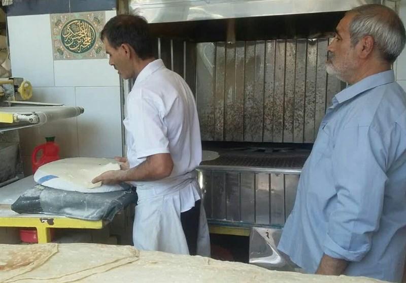 کمبود آرد و نان در کردستان تکذیب شد