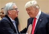 ترامپ بار دیگر اتحادیه اروپا را به اعمال تعرفههای گمرکی بالا تهدید کرد