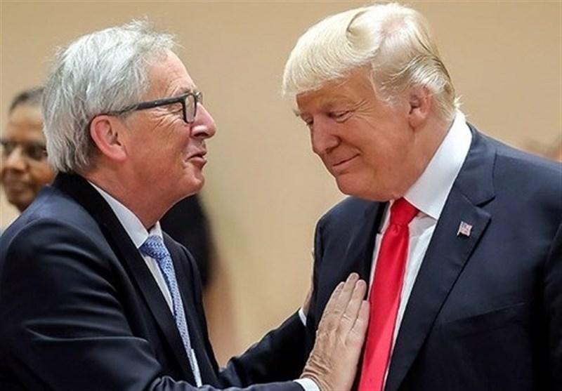 German Industry Warns US about Tariff War ahead of Trump-Juncker Summit