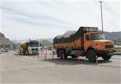 دستورالعمل محاسبه کرایه حمل کامیونداران بر اساس تن-کیلومتر نهایی شد
