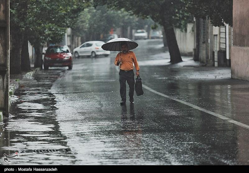 آخرین وضعیت بارشهای ایران یک ماه مانده به پایان سال آبی