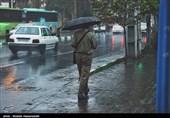 رگبار و رعد و برق در 7 استان و احتمال وقوع سیلاب در 3 استان کشور